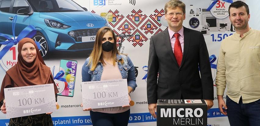 BBI i Mastercard: Nagrade idu u Kakanj, Visoko, Sarajevo, Novi Travnik i Bihać