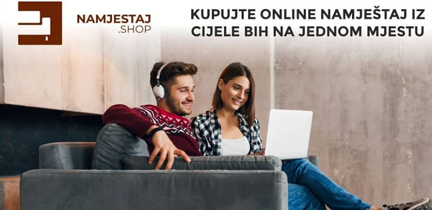 Prva digitalna platforma za promociju i prodaju namještaja u Bosni i Hercegovoni