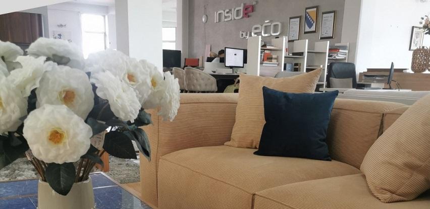 Zavirite u Inside salon namještaja i izaberite namještaj koji vam odgovara