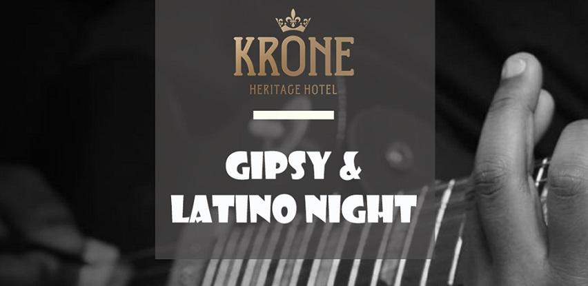 Gipsy & Latino night u Hotelu Krone!