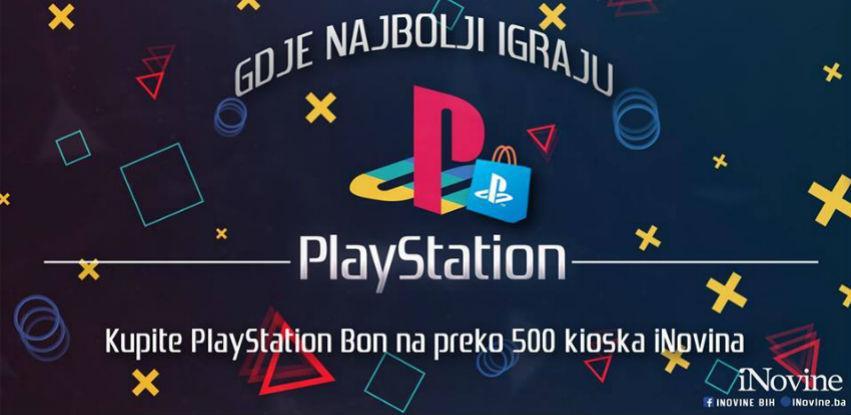 PlayStation Bon na preko 500 prodajnih mjesta iNovina