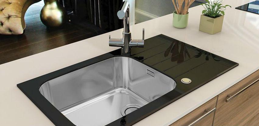 Unesite u vašu kuhinju eleganciju s novom nadgrađenom skupinom Glassix Up
