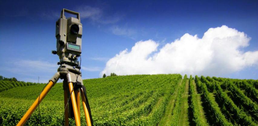 GeoBiro Konjic pruža usluge inženjerske geodezije