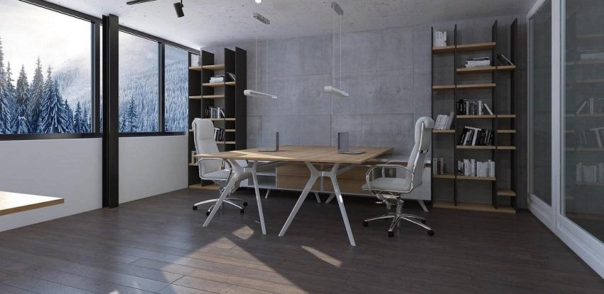 Opremanje kancelarija, konferencijskih sala i ostalih poslovnih objekata (Foto)