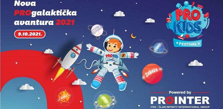 Najšarenija zabava u Dječijoj nedjelji: PROkids je četvrti put sa vama!