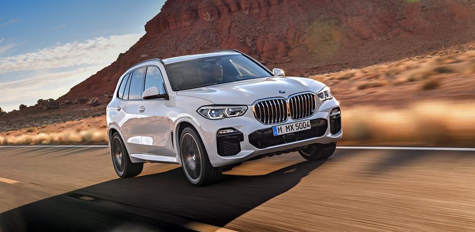 Novi BMW X5 zna gdje ide i kako doći prvi