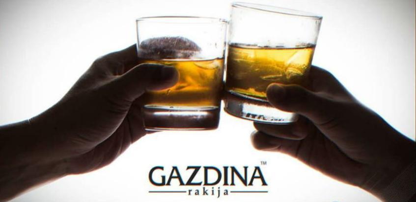 Proslavi svoj napredak čašicom Gazdine rakije