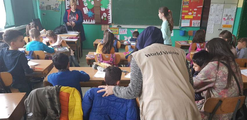 22 djece migranata i izbjeglica uključeno je u obrazovni sistem u BiH