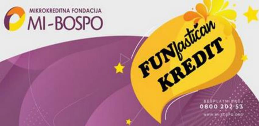 U susret februaru MKF MI-Bospo za klijente izdvaja FUNfastičan kredit!