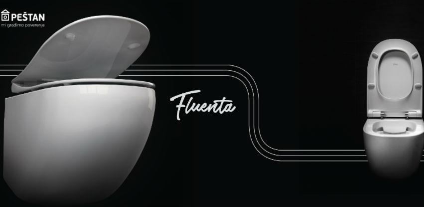 Rimless WC šolja: Moderan dizajn svedenih linija