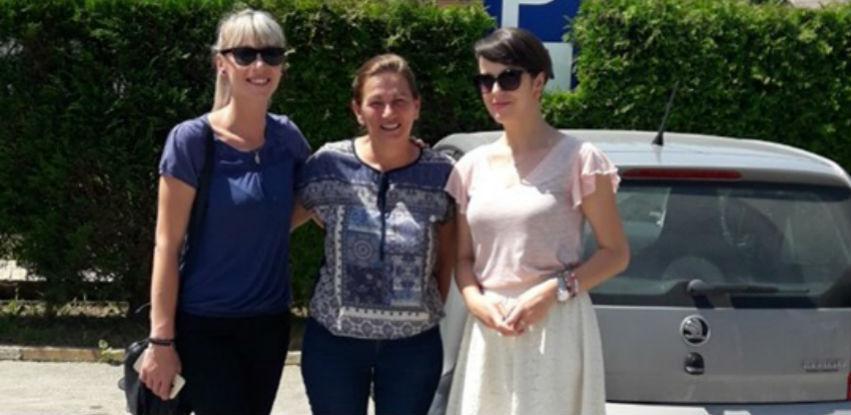 MI-BOSPO uručio donaciju Udruženju Svjetlo Vitez