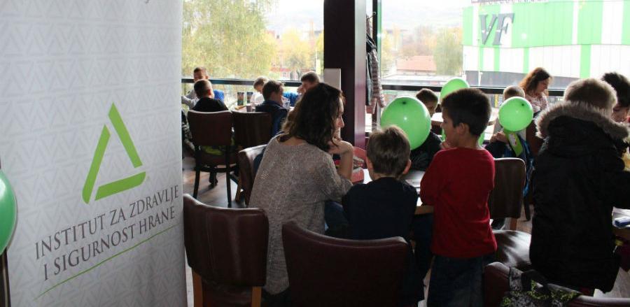 INZ: Radionice, kviz i edukacija mališana na petom DFF-u u Zenici