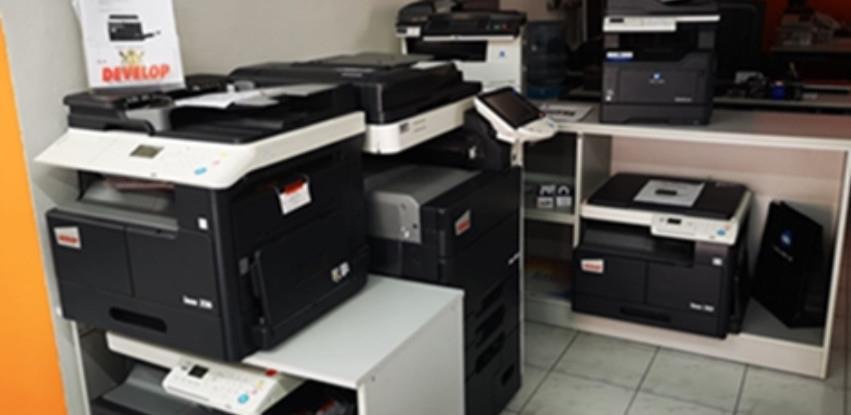 U ponudi Ascom Tešanj najam novih kopir aparata