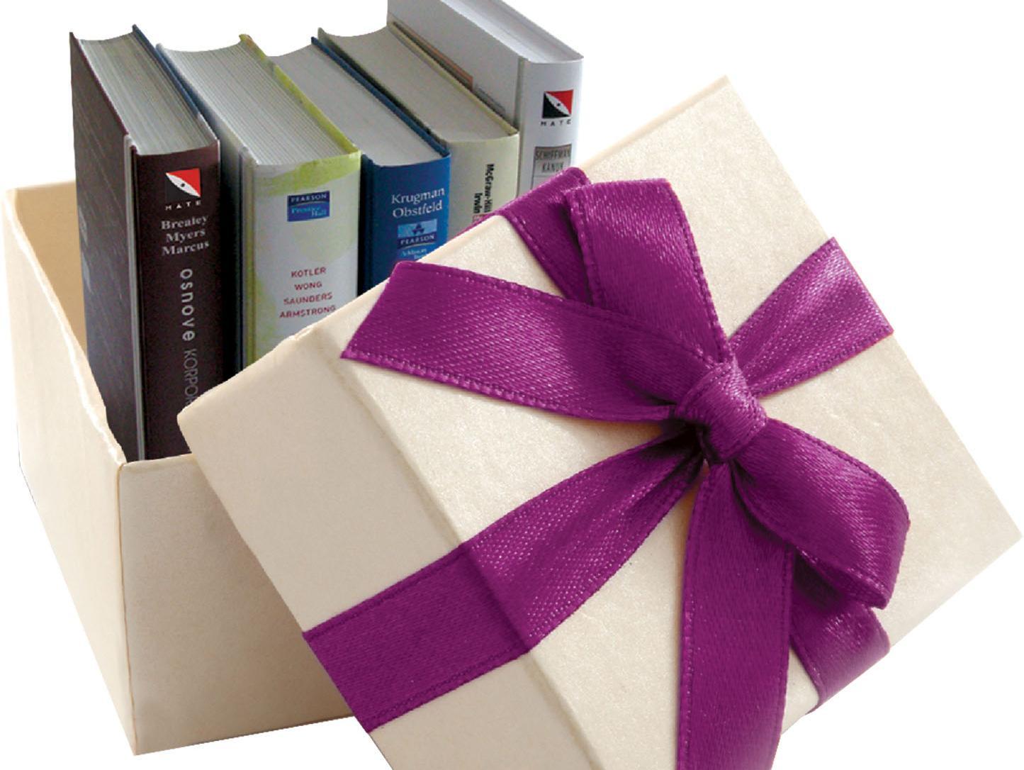 Knjiga kao idealan poklon za Novu godinu