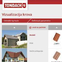U samo nekoliko klikova obložite krov Tondach® crijepom