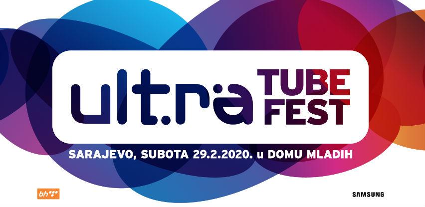 Prvi Ultra Tube Fest: U Sarajevo stižu najveće zvijezde regionalne YouTube scene