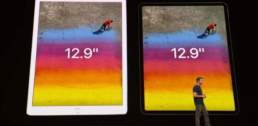 Apple objavio dvije nove verzije iPad Pro 2018
