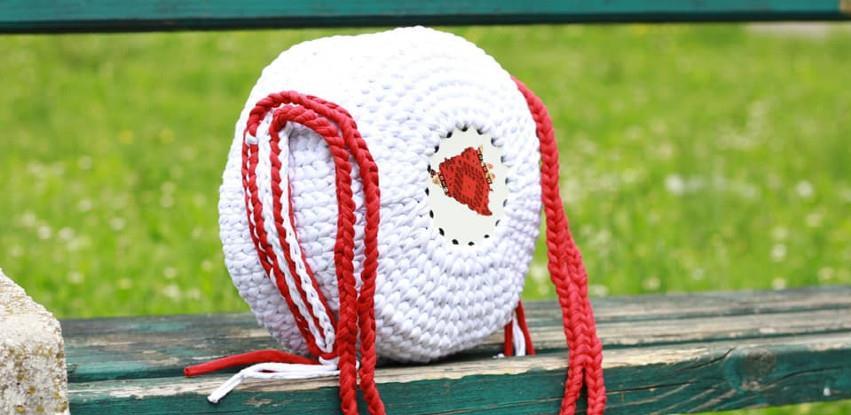 Novo u ponudi Pamuk doo! Pletene torbe sa natpisima i slikama po želji!