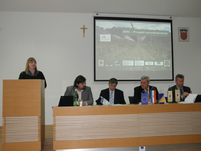 Za prekogranični projekt navodnjavanja preko 240 hiljada eura