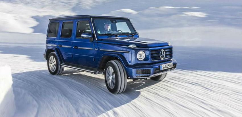Mercedes G-Klasa: Nevjerojatan spoj luksuza i terenske moći