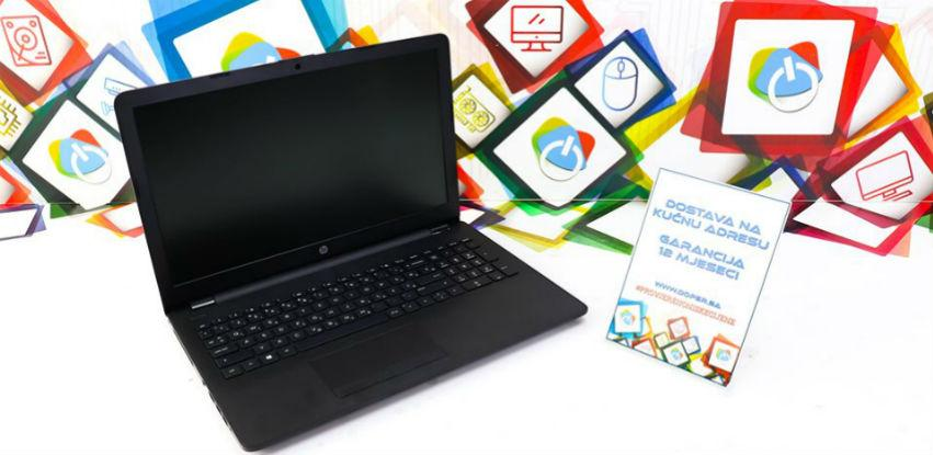 NOV laptop HP 15 rb00nm po EXTRA cijeni