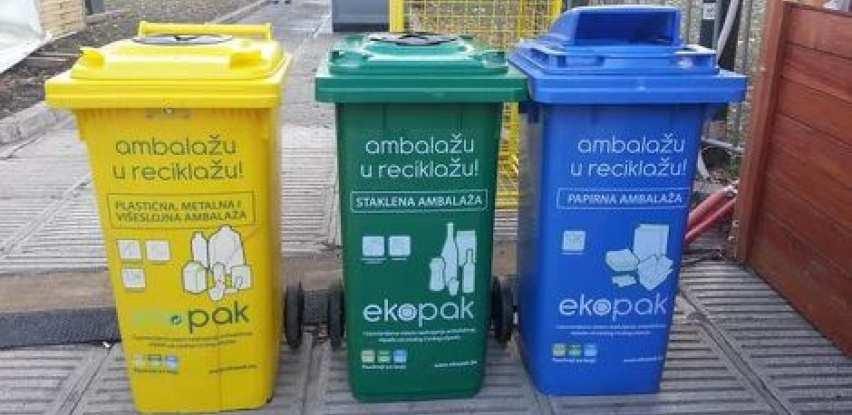 """Ekopak obilježio """"Europsku sedmicu za smanjenje otpada"""" (Foto)"""