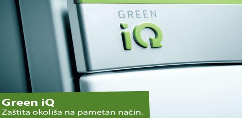 Proizvodi s oznakom Green iQ
