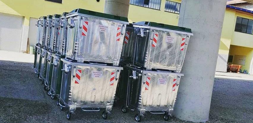 Kontejner za otpad MSE 1100