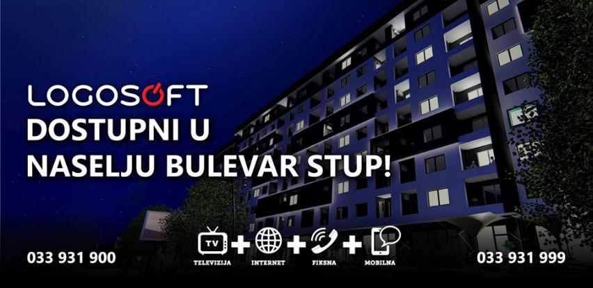 Vrhunske usluge Logosofta sada su dostupne i u naselju Bulevar Stup