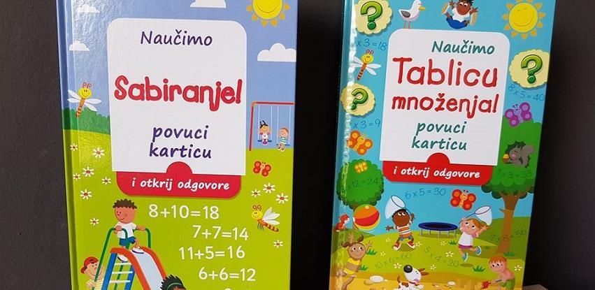 Sa Malik Books naučimo sabiranje i tablicu množenja