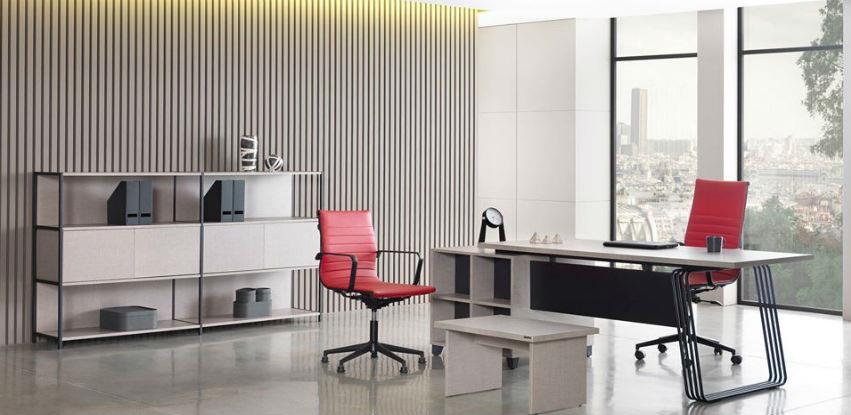 Novo u ponudi: SLENDER kancelarijski set (Foto)