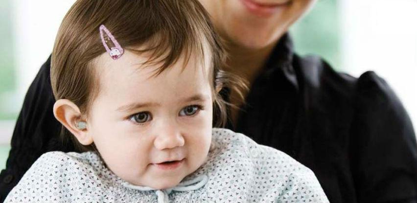 Mislite li da vaše dijete ima gubitak sluha?