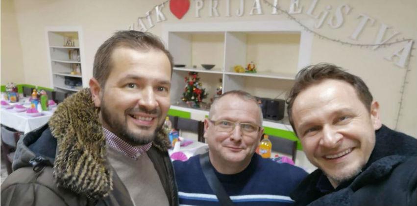 Perutnina posjetila Roditeljsku kuću Iskra i Mozaik prijateljstva u Banjoj Luci