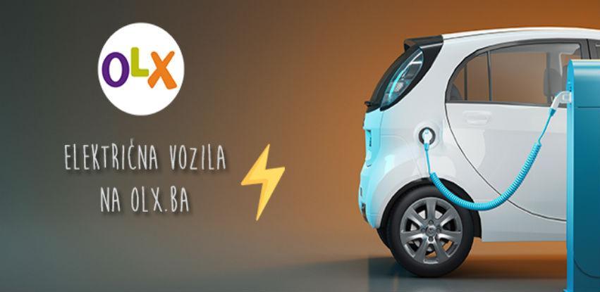 Električna vozila na OLX.ba
