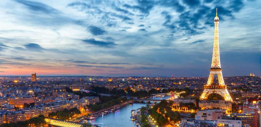 Vrijeme je za romantični Pariz!