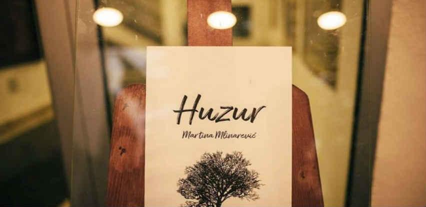 """Multiplex Ekran najavljuje promociju knjige """"Huzur"""" Martine Mlinarević Sopta"""
