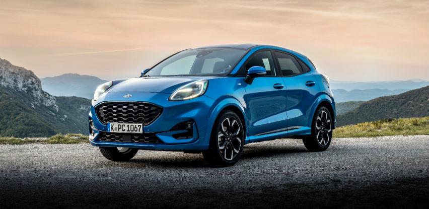 Sportska i inovativna, nova Ford Puma