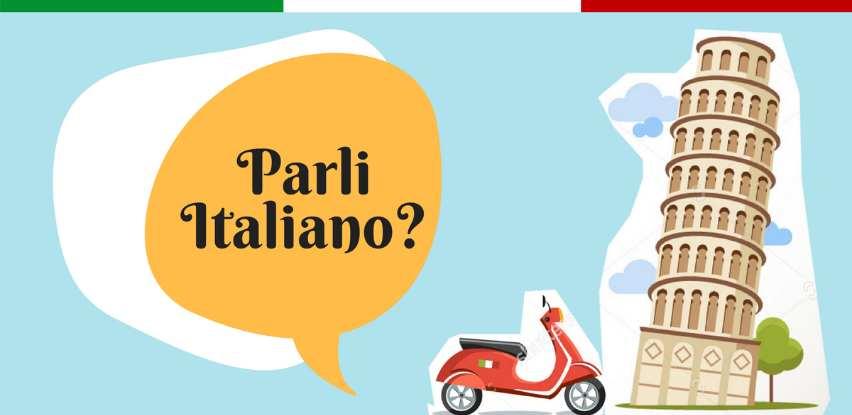 Da li želite naučiti italijanski jezik?