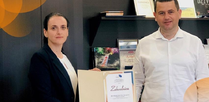 BH Telecom osigurao besplatan internet za 200 učenika u Hercegovini