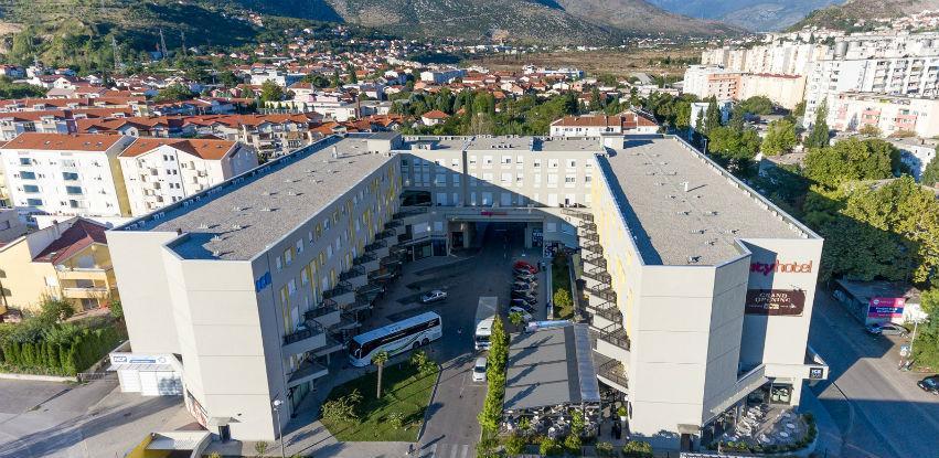 City Hotel moderan luksuzni hotel u srcu Mostara
