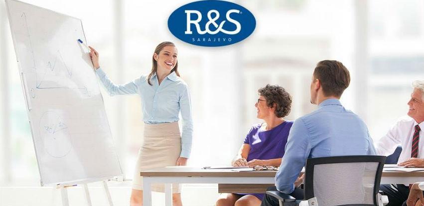 R&S nudi širok asortiman moderne opreme za prezentaciju