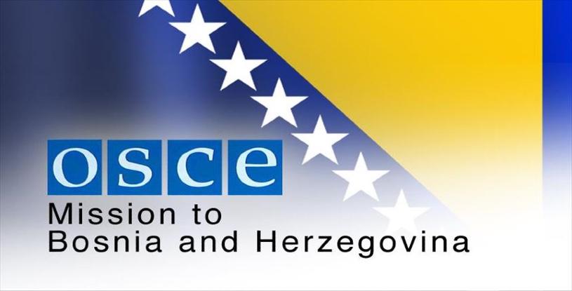Misija OSCE-a u BiH donira IT opremu timovima za borbu protiv korupcije