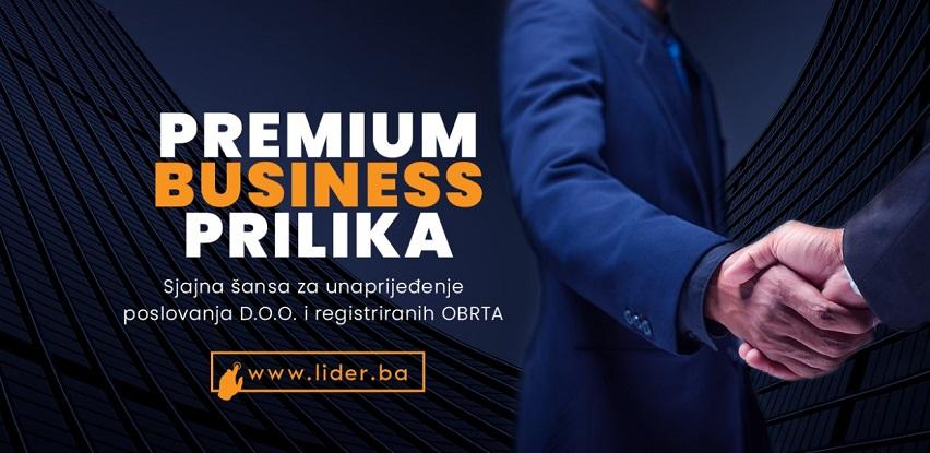 Lider - Premium business prilika!