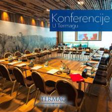 Konferencijska sala Hotela Termag nudi visoke standarde usluga