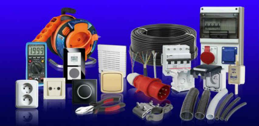 An-GoFrigo Electric vam nudi elektromaterijal vrhunskih karakteristika