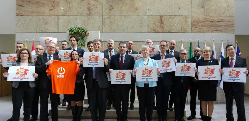 Globalna kampanja: 16 dana aktivizma protiv rodnog-zasnovanog nasilja