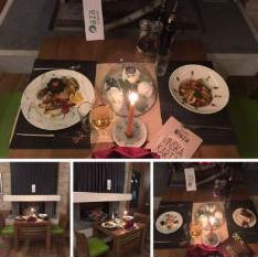 Restoran Oaza - Osvojite dvije romantične večere na Dan zaljubljenih!