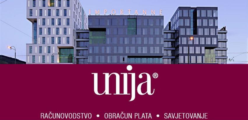 Osnivanje privrednog društva na sjedištu UNIJA MF-a