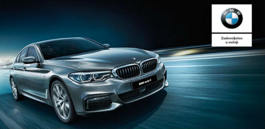 Nezaustavljivi BMW 5 XDrive
