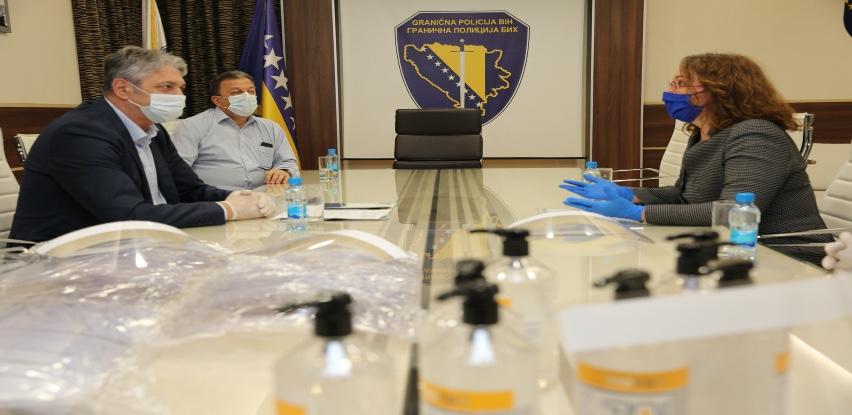 OSCE donirao zaštitnu opremu Graničnoj policiji Bosne i Hercegovine